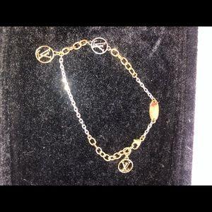 AUTHENTIC Louis Vuitton women's bracelet